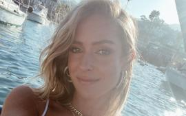 Kristin Cavallari Wears Stunning Asymmetrical Outfit In First Post Since Controversial Topless Photo Sparked Backlash — See The Look