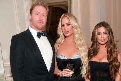 Brielle Biermann Shamed For Sitting On Her Stepdad's Lap In Birthday Pics And She Fires Back!