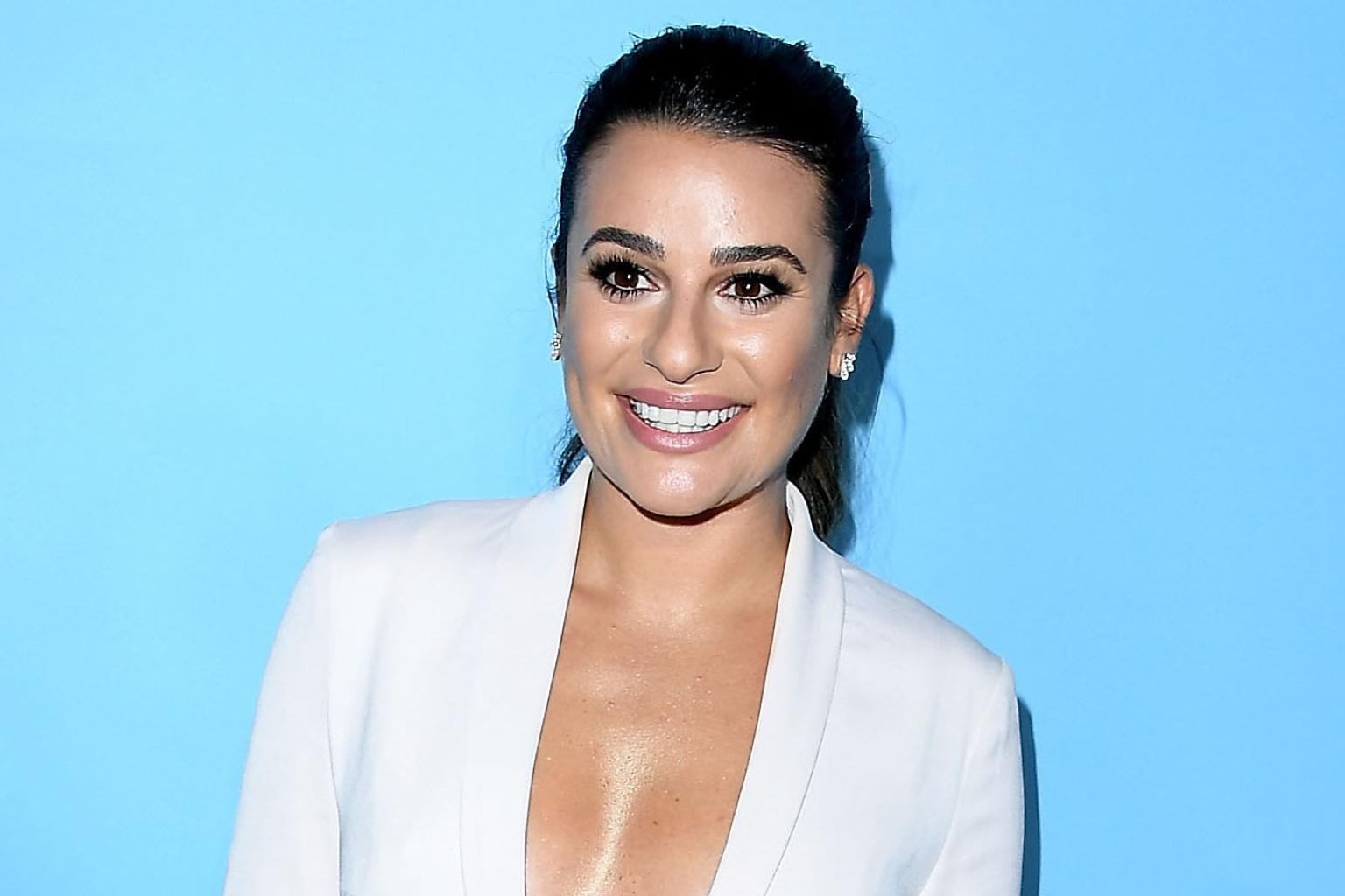 Lea Michele Shares Sweet Moment In New Pic With Her Baby Boy