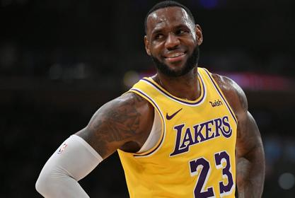 LeBron James Pays Tribute To Kobe Bryant After The Lakers Make It To The Finale!