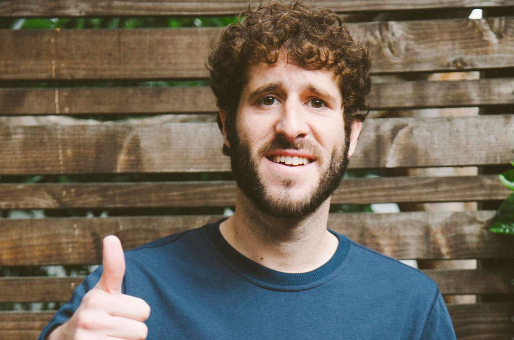 Lil Dicky Threatens To Release Explicit Photos If People Don't Register To Vote