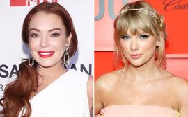 Taylor Swift Fans Are Very Confused By This Bizzare Tweet From Lindsay Lohan!
