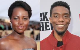 Lupita Nyong'o Finally Pays Tribute To Co-Star Chadwick Boseman After His Death - Check Out Her Emotional Words!