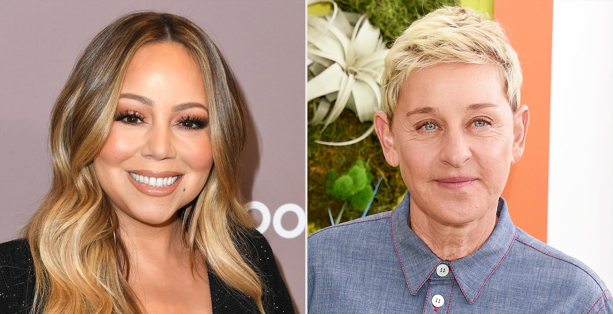 Mariah Carey Says Ellen DeGeneres Made Her 'Extremely Uncomfortable' At Her Show