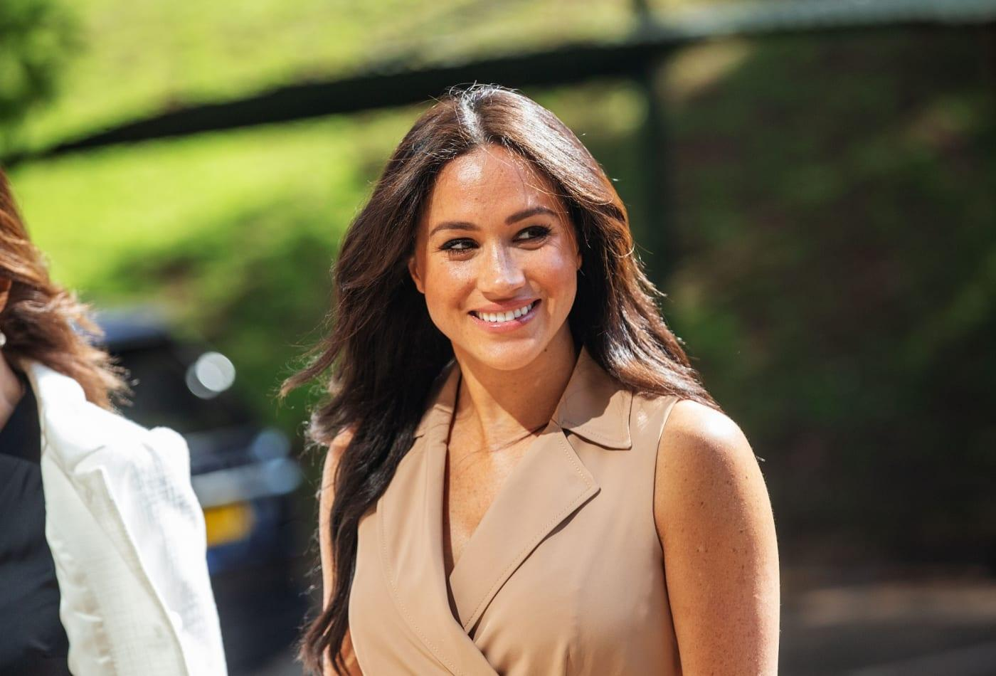 Meghan Markle Insists Her Words Are 'Not Controversial' After Receiving Criticism For Her Political Stance