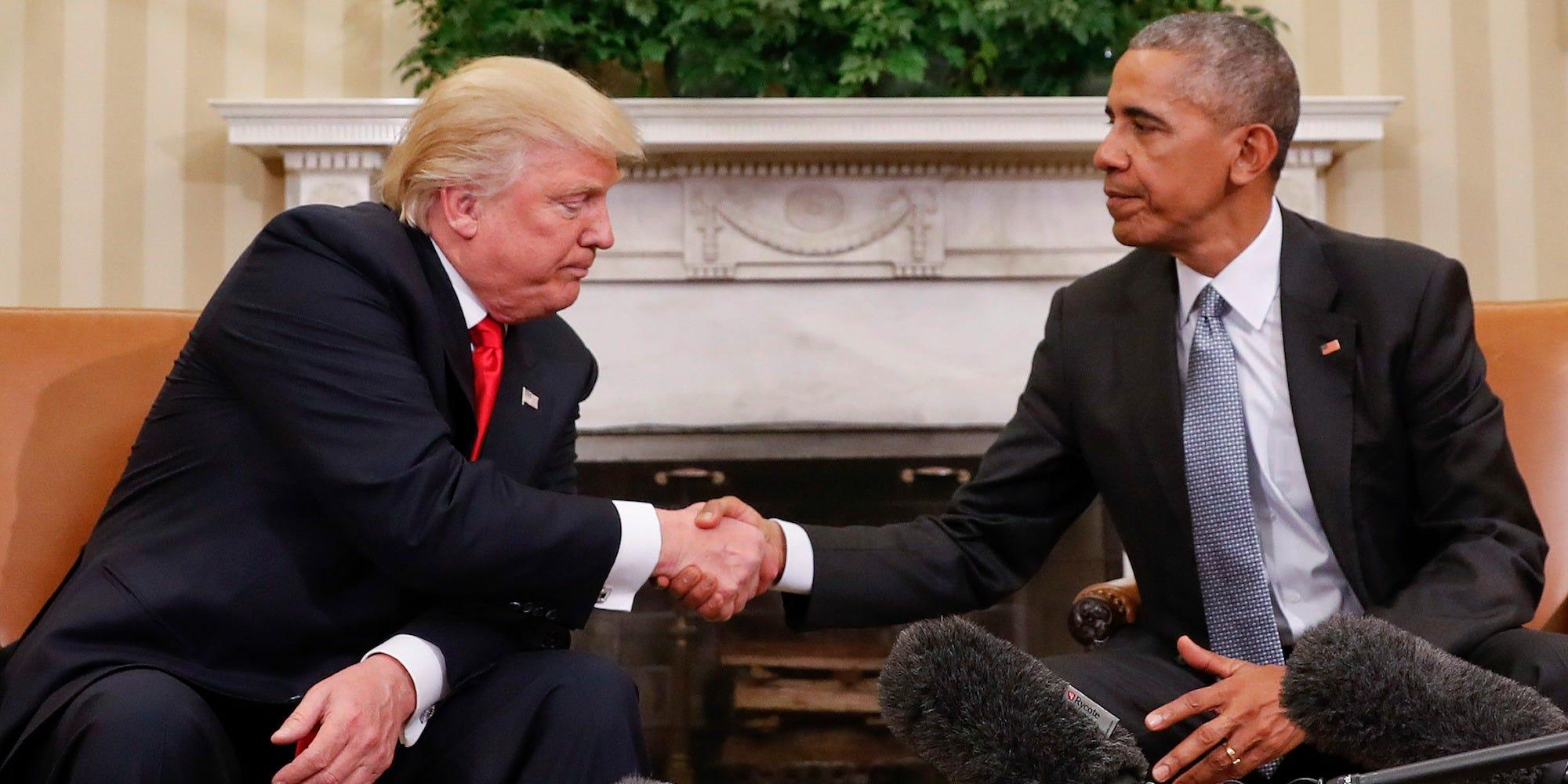 Michael Cohen Says That Donald Trump's Dislike For Barack Obama Is Actually 'Purely Racial'