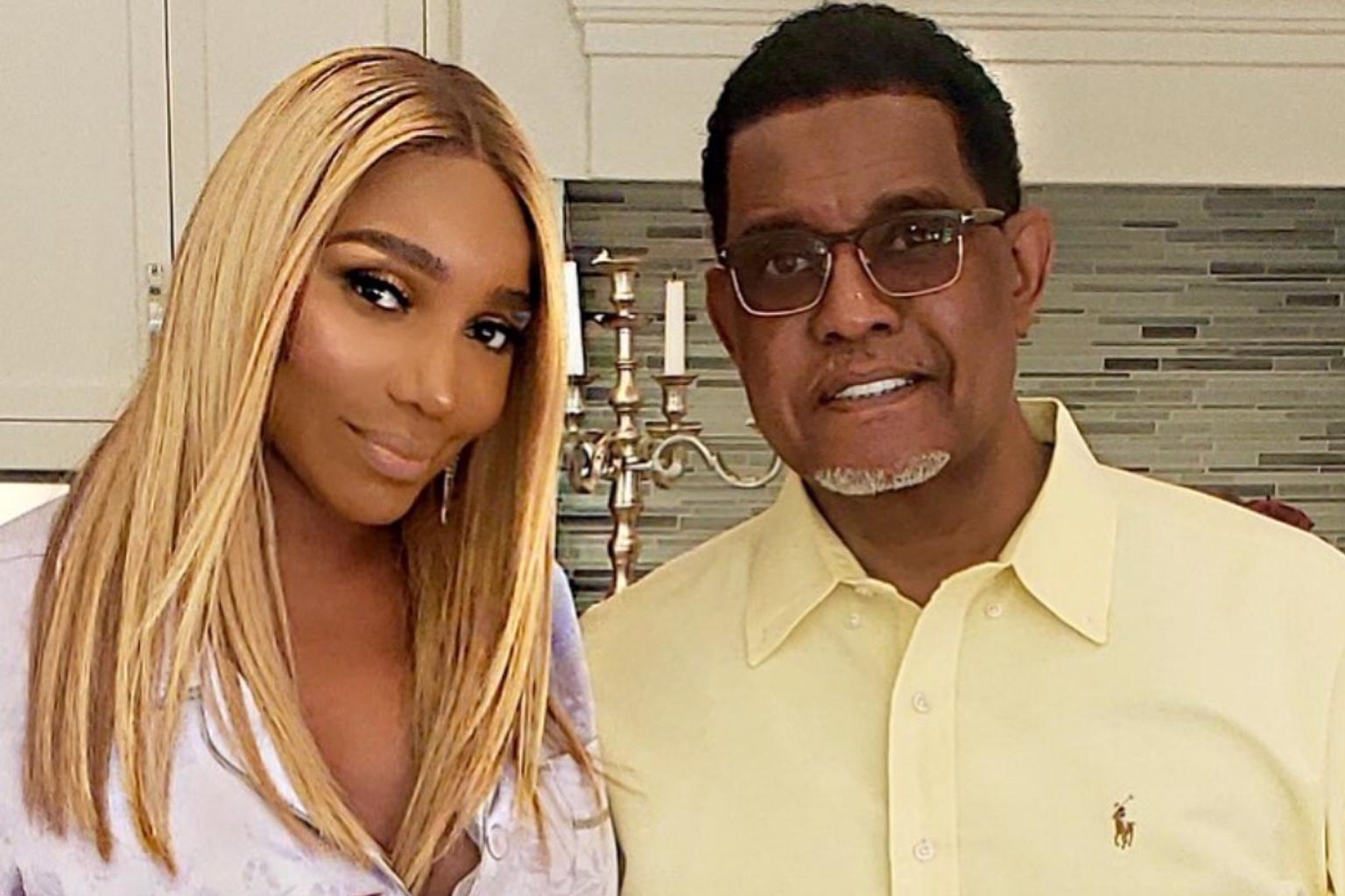Gregg Leakes Publicly Proclaims His Love And Respect For His Wife, NeNe Leakes