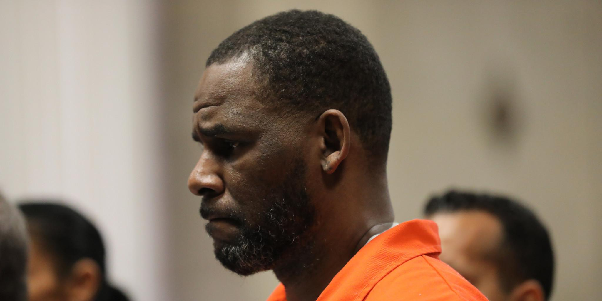 R. Kelly Was Reportedly Almost Killed In Jail - Check Out The Details