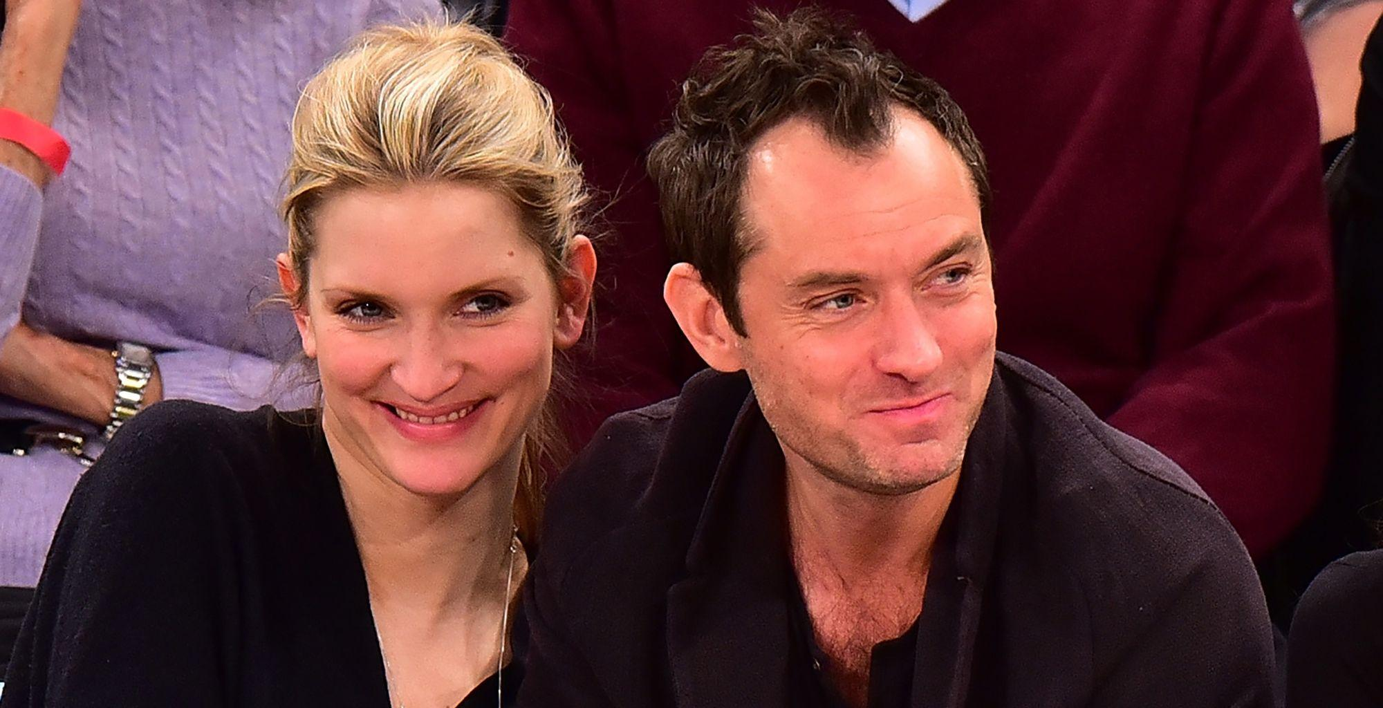 Jude Law And Phillipa Coan Welcome Their First Baby Together - The Actor Is Now A Father Of 6!