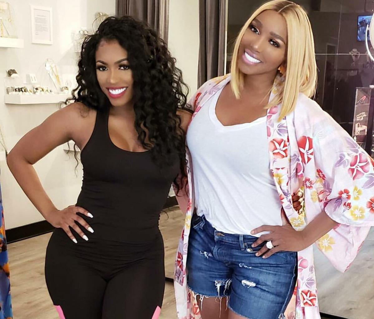 Cynthia Bailey, Porsha Williams And More Ladies Are Sending Love To NeNe Leakes Following The News Of Her Departure From RHOA