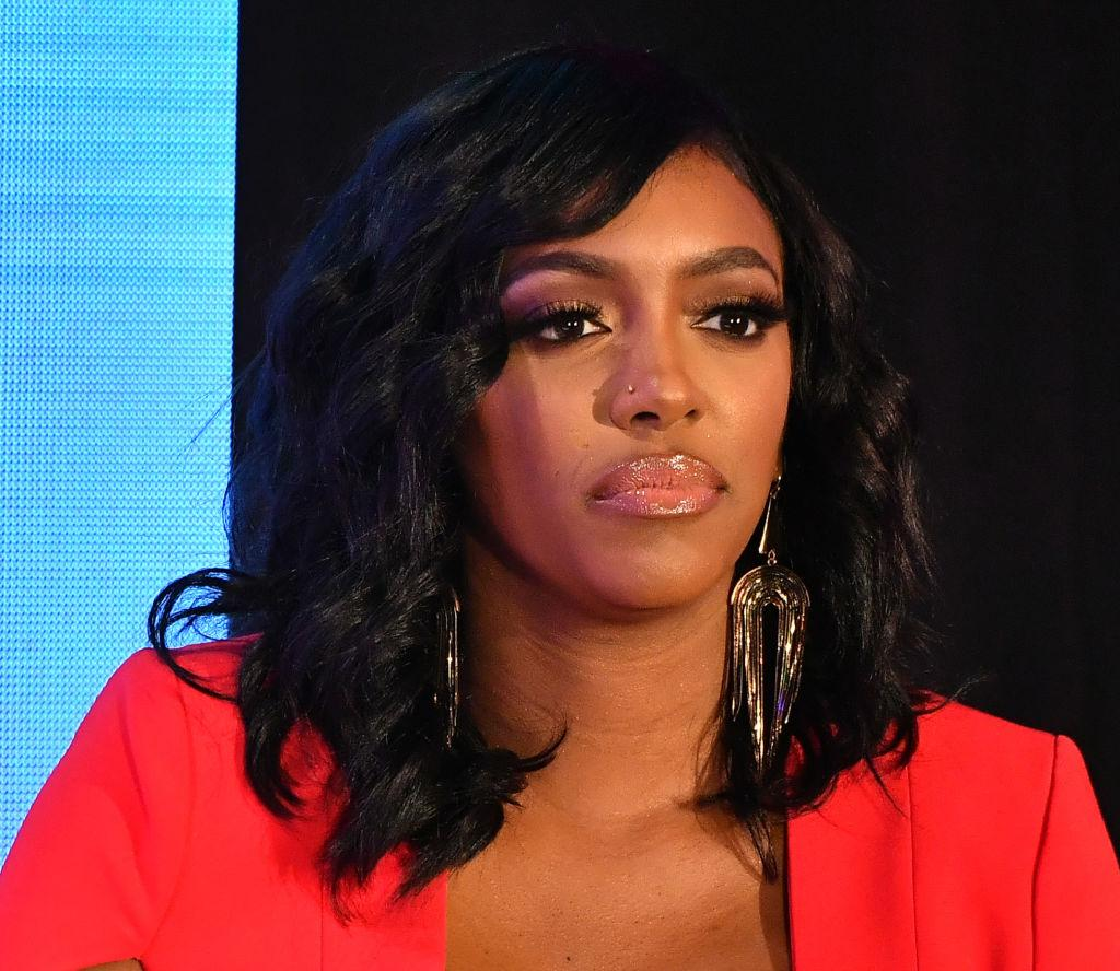 Porsha Williams Shares A Message In The Memory Of Ruth Bader Ginsburg