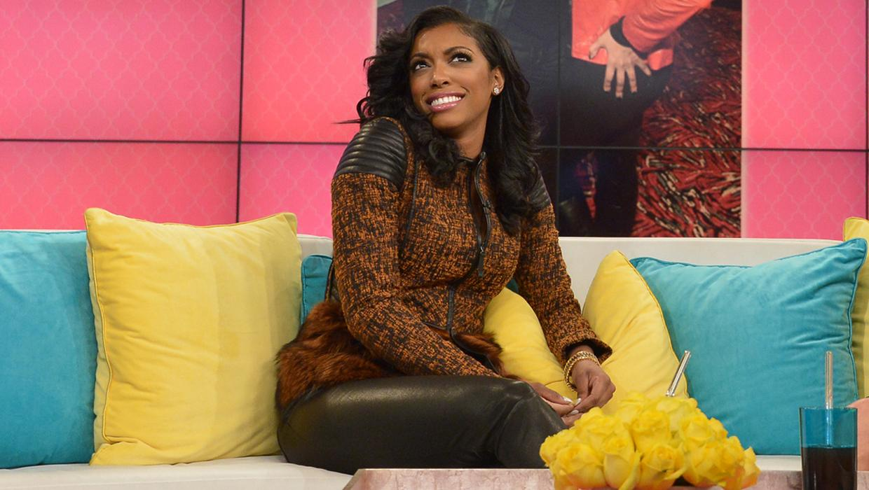Porsha Williams Shares Important Advice About Change