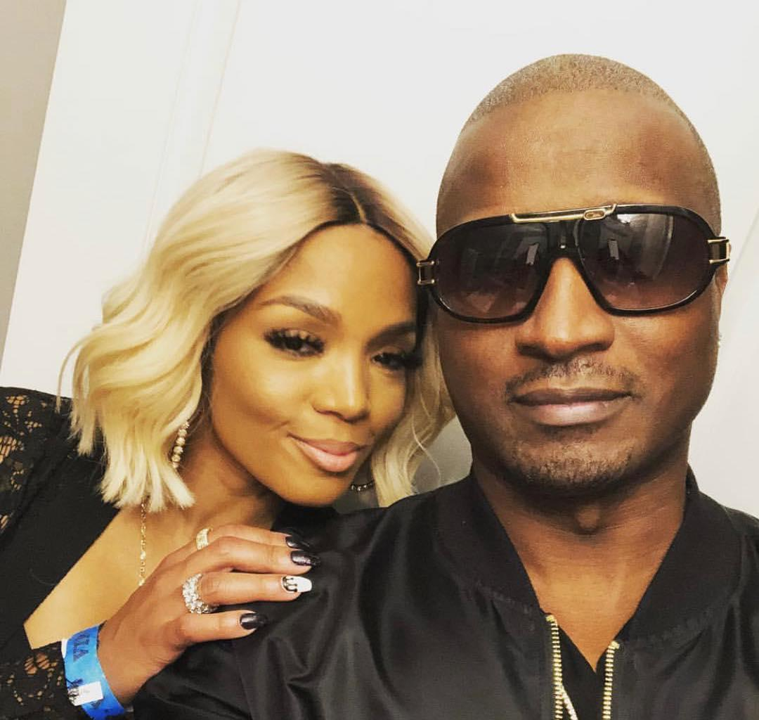 Kirk And Rasheeda Frost Are Working Out Like Crazy - See Their Video