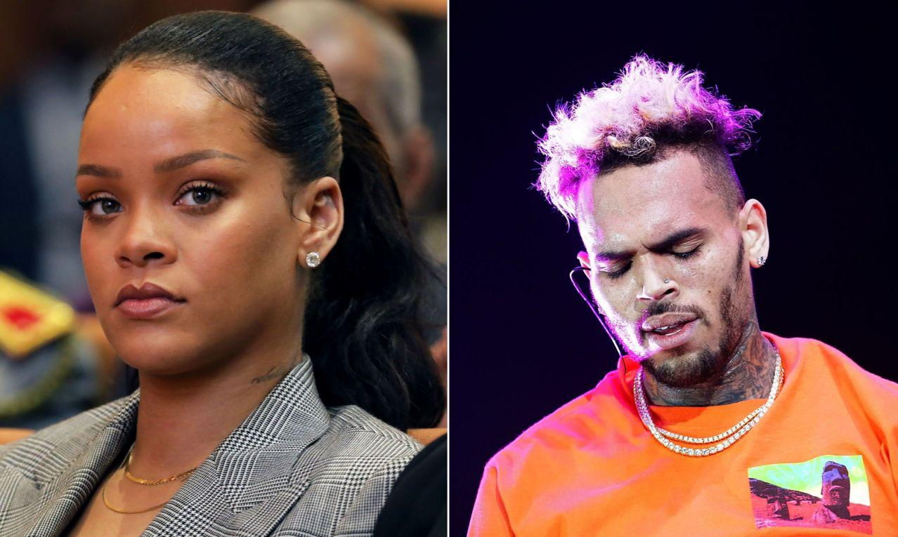 Rihanna Says Her 'Stomach Drops' Whenever She Sees Chris Brown - Admits She 'Still Loves' Him In This Candid Oprah Interview!