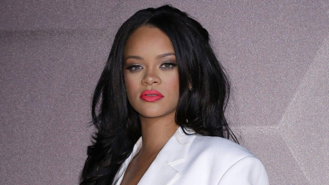 Rihanna Bruises Her Face In Scooter Accident But Is 'Healing Quickly!'