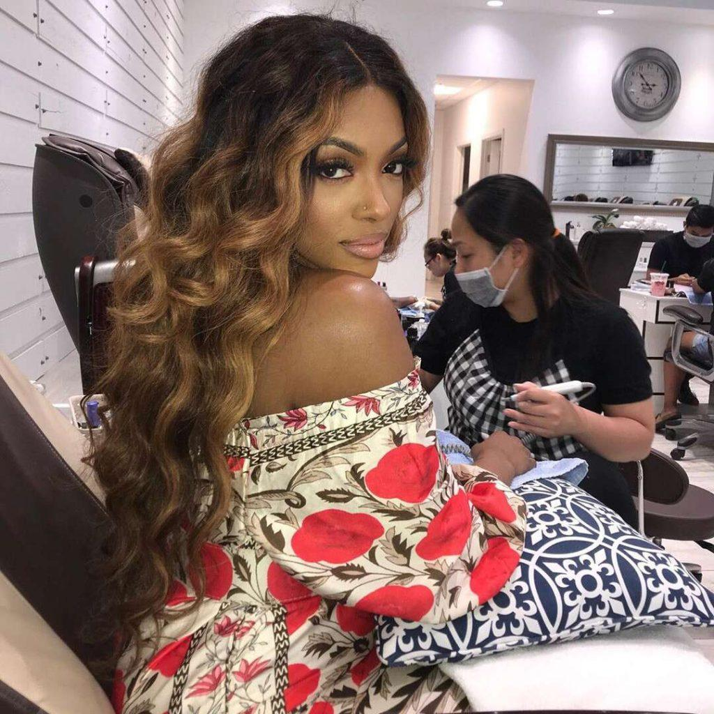 Porsha Williams Shows Fans Her Latest Obsession