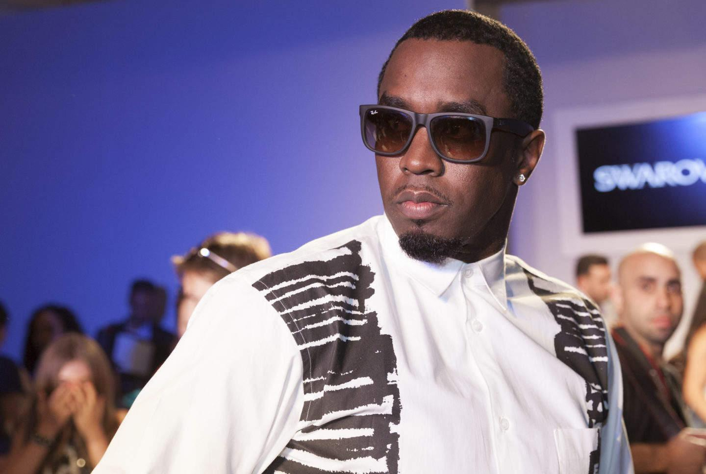 Diddy Tells Fans That Happiness Is A Choice