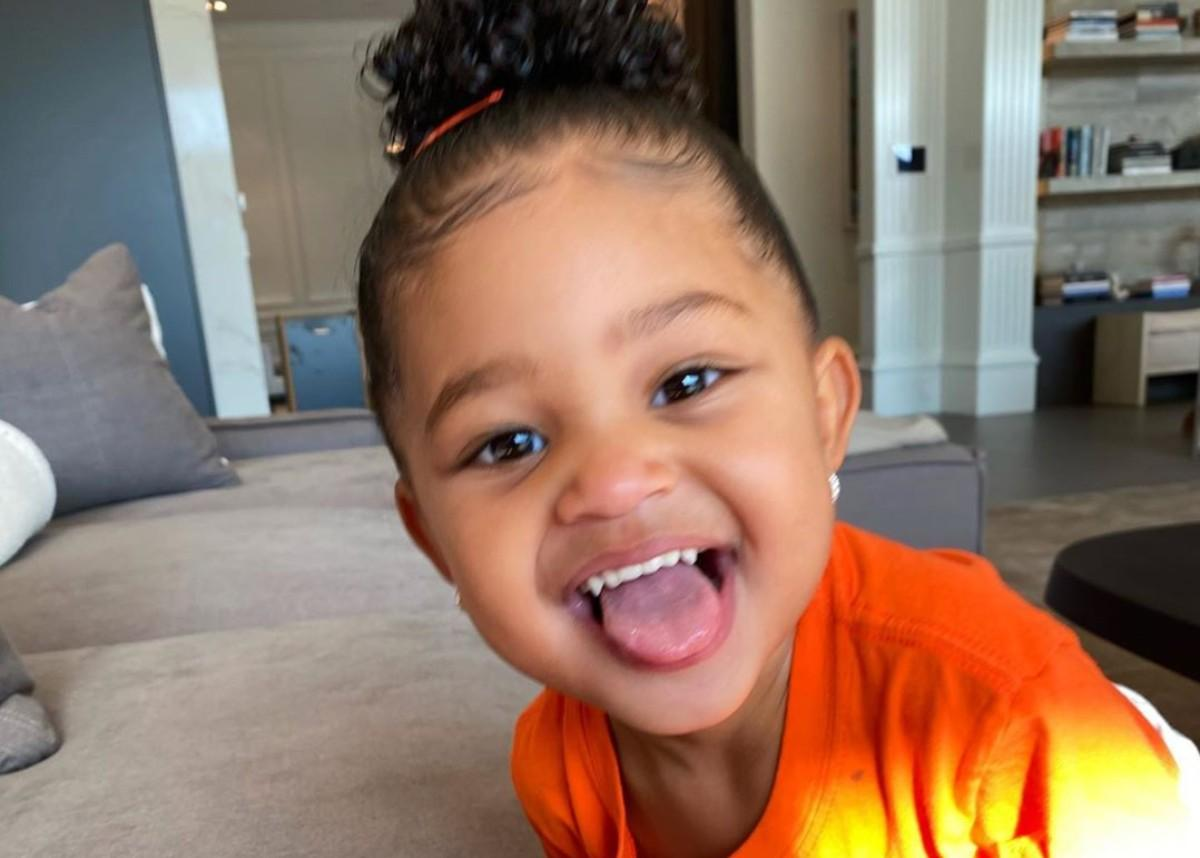 Stormi Webster Is Full Of Smiles In Adorable New Photos