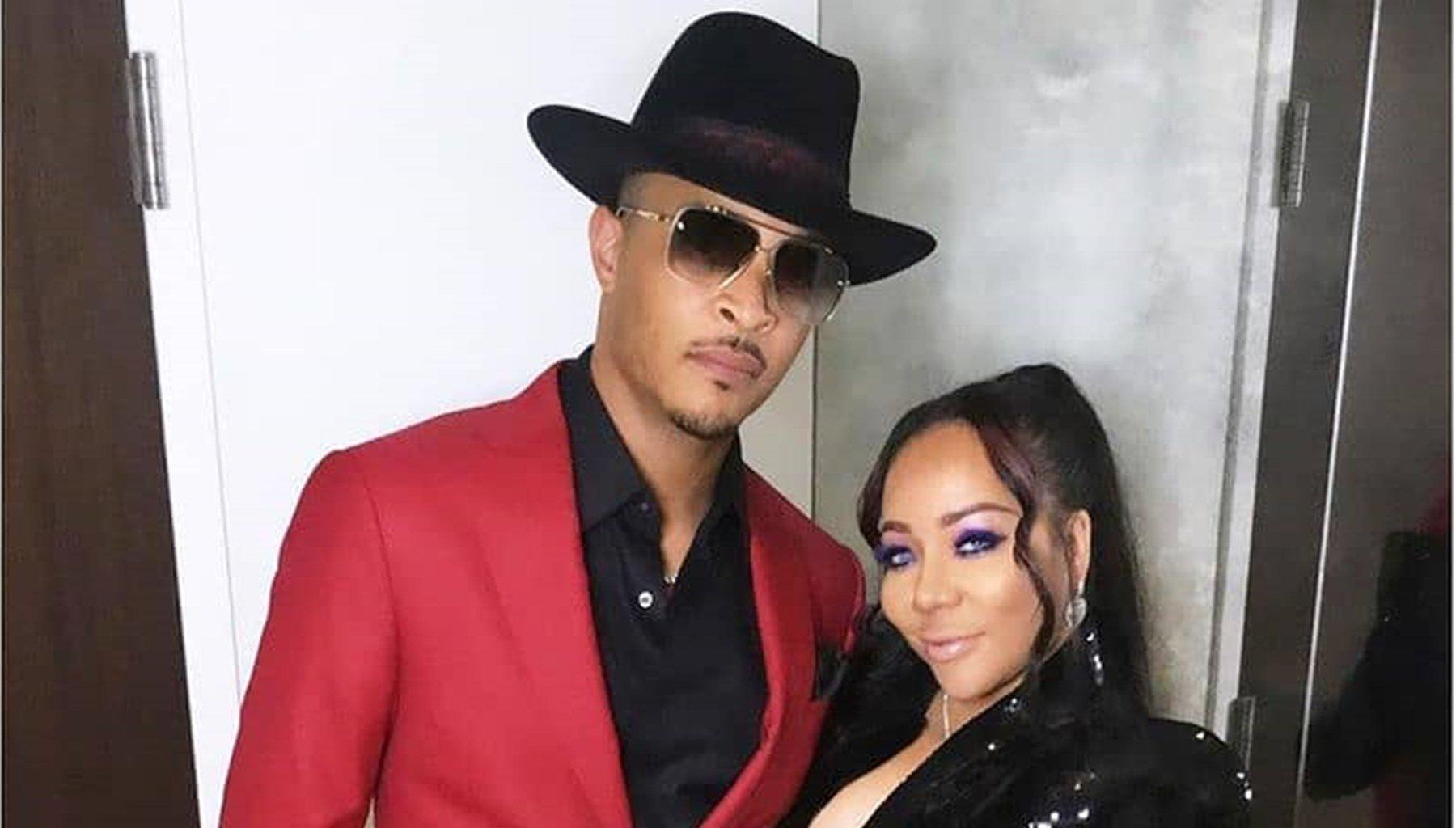 Tiny Harris Continues With The Birthday Posts For Her Beloved T.I.