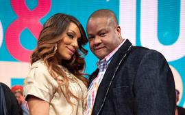 Tamar Braxton's Ex-Husband, Vincent Herbert, Sticks Up For Her In Fight Against Boyfriend David Adefeso Years After She Accused Him Of Being Abusive During Their Marriage