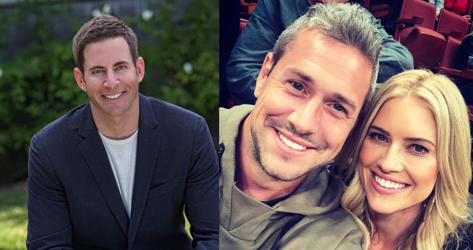 Tarek El Moussa - Here's How He Feels About Ex-Wife Christina Divorcing Ant Anstead!