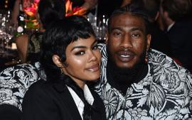 Teyana Taylor And Iman Shumpert Are Officially Parents Of Two After She Gives Birth In Their Bathroom - Check Out This Adorable Clip Of The Newborn!