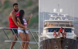 Jordyn Woods Officially Announces Romantic Relationship With Karl-Anthony Towns On Instagram - See Their Photo Here