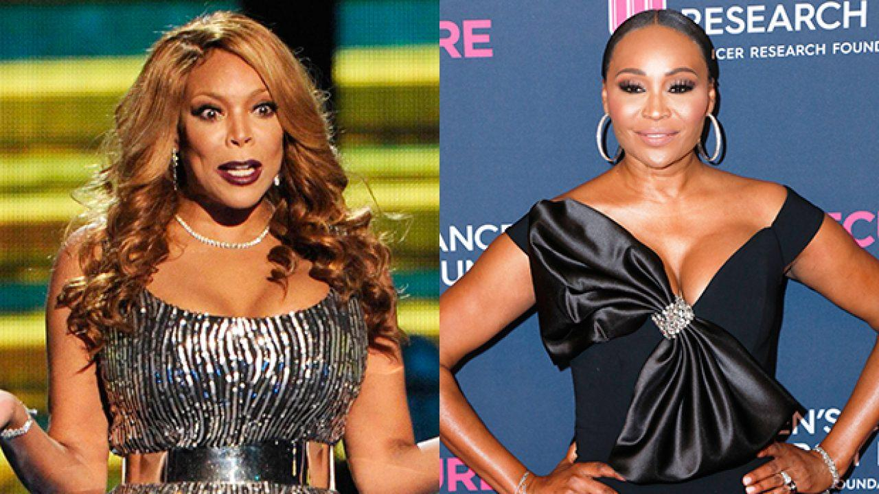 Wendy Williams Slams 'Selfish' Cynthia Bailey For Her Big Wedding Amid The Pandemic!