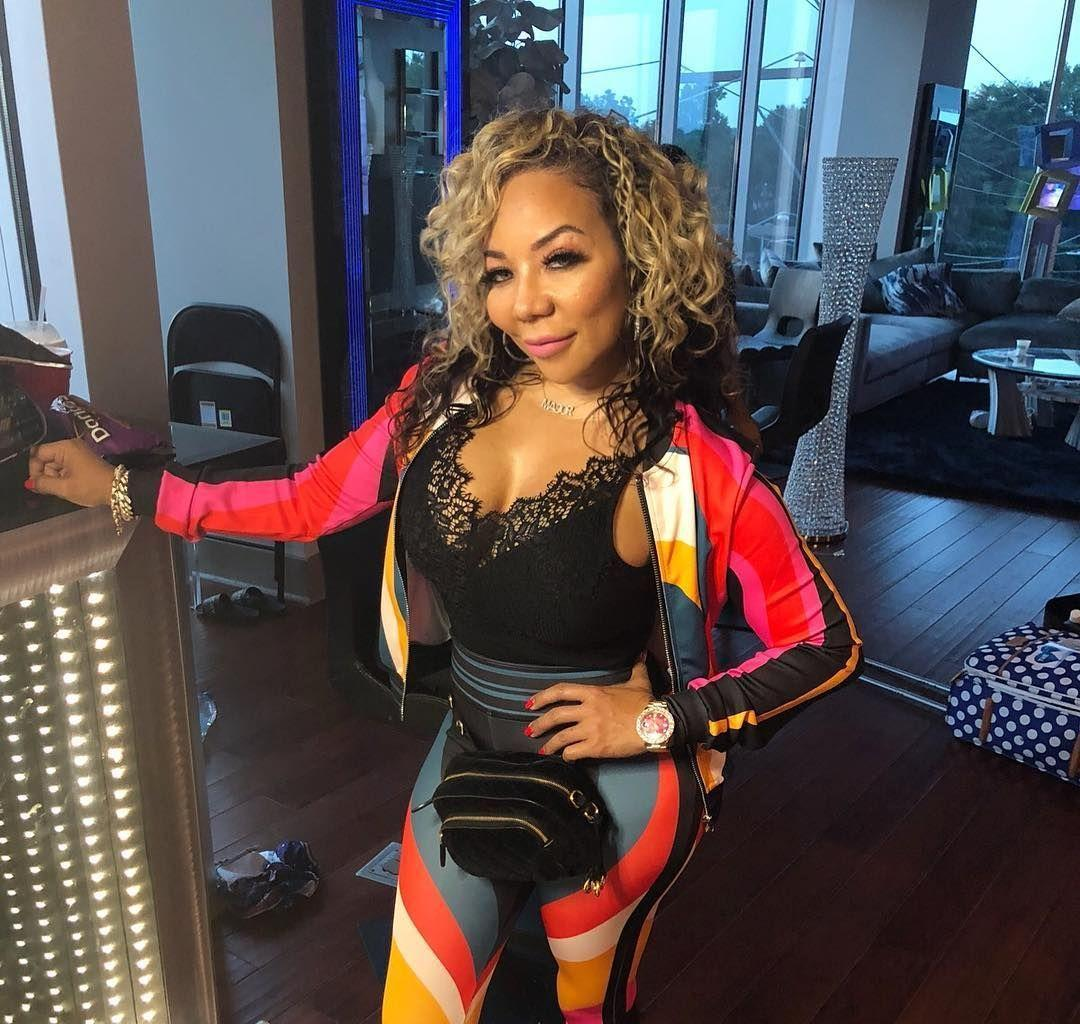 Tiny Harris Shares Jaw-Dropping Footage From Her LA Home And Impresses Fans