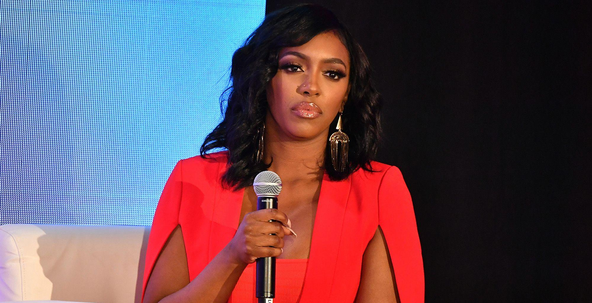Porsha Williams Reveals Fans One Of Her Favorite Shows - Check Out Her Message