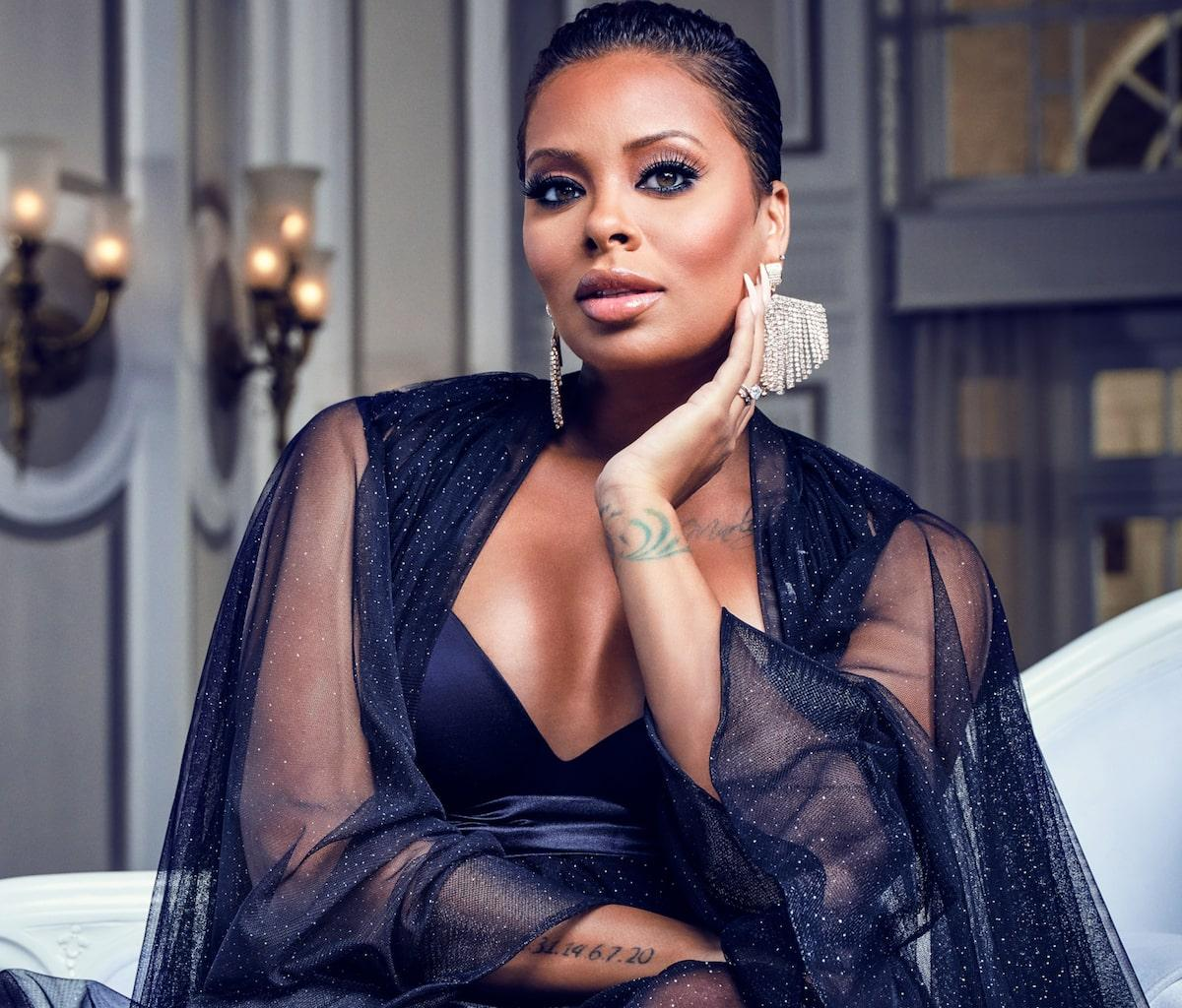 Eva Marcille Is Having The Time Of Her Life At The Beach - See The Jaw-Dropping Video Of The Gorgeous Location