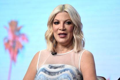 Tori Spelling Recalls Crying Over People Criticizing Her Looks On Beverly Hills 90210 - Check Out Her Message About Self-Confidence And Cyberbullying!
