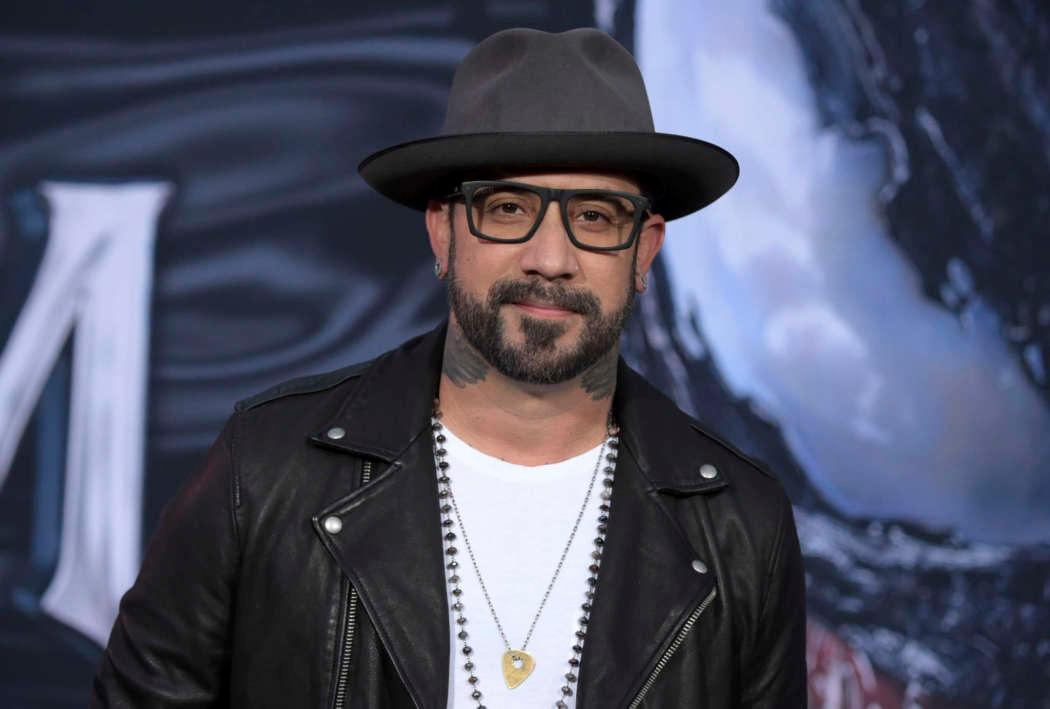 AJ Mclean Recalls The Time He Tried Cocaine For The First Time Before A Music Video Shoot