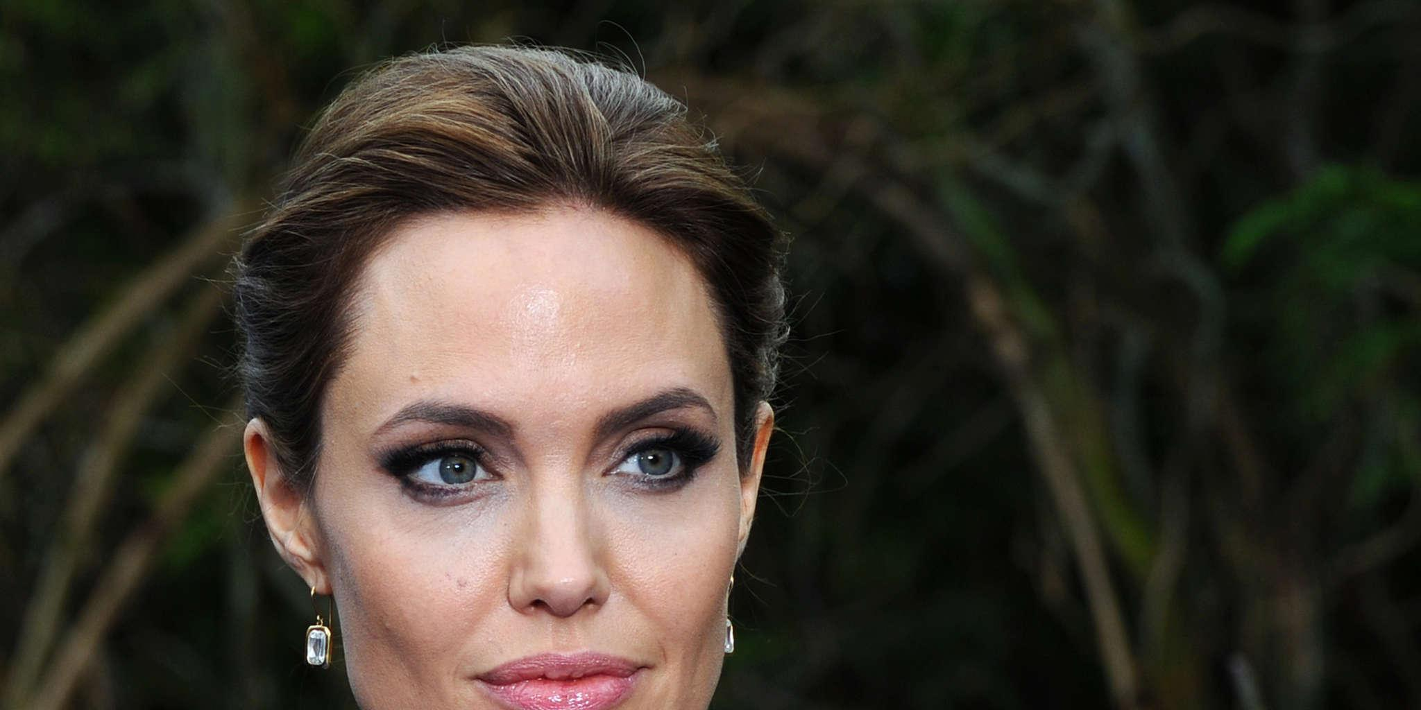 Angelina Jolie Writes Powerful Essay About Domestic Violence Amid The Pandemic