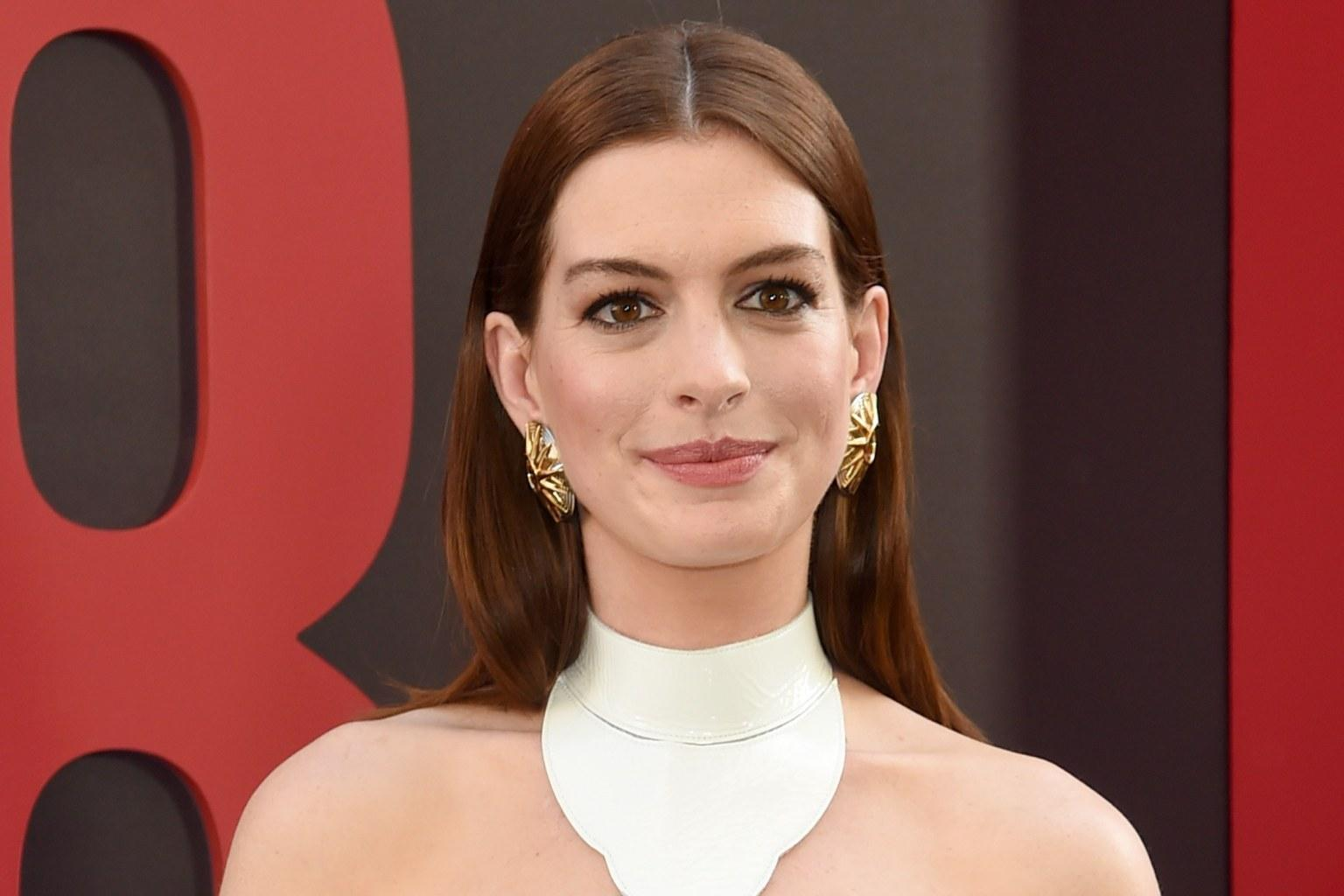 Anne Hathaway's Son Doesn't Know She's An Actress - Here's What Her Firstborn Believes She Does Instead!