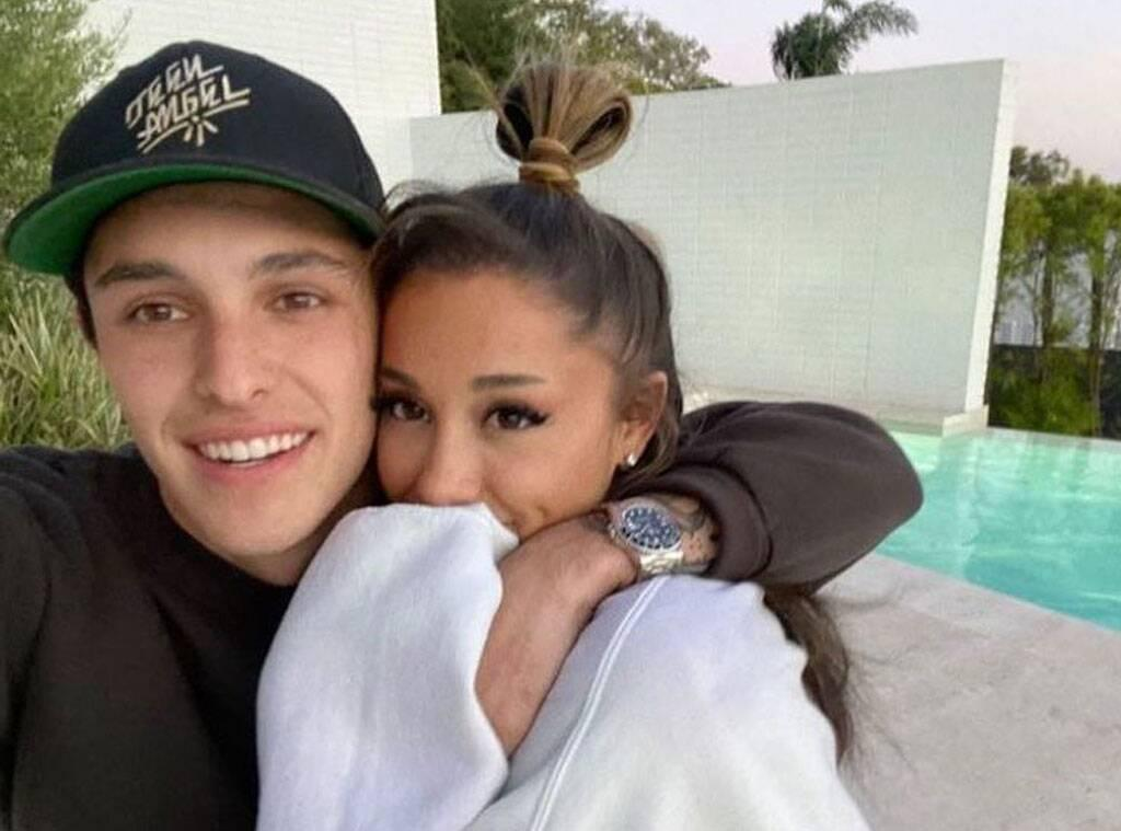 Ariana Grande Reportedly 'Madly In Love' With BF Dalton Gomez - Insider Details!