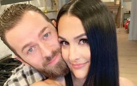 Nikki Bella Gushes Over Her 'Boys' Artem Chigvintsev And Baby Matteo In Adorable Father-Son Post!