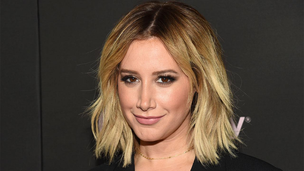 Ashley Tisdale Shares Adorable Pictures From Her Gender Reveal Party - Here's What She's Having!