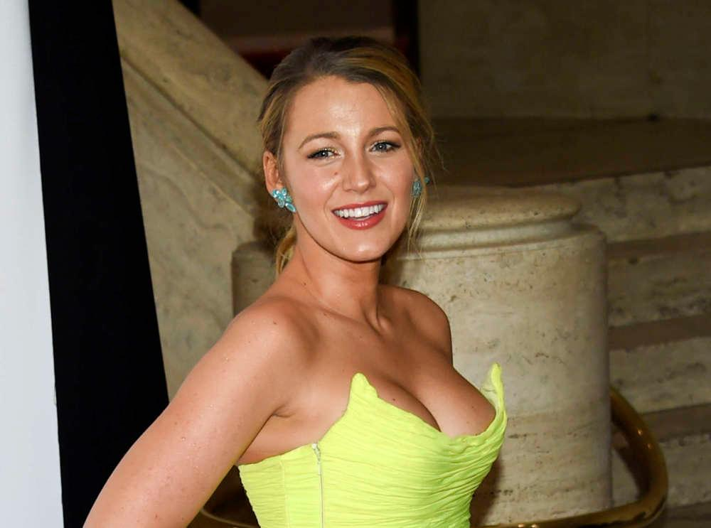 Blake Lively Says She Can't Believe That She And Ryan Reynolds Are Still Together