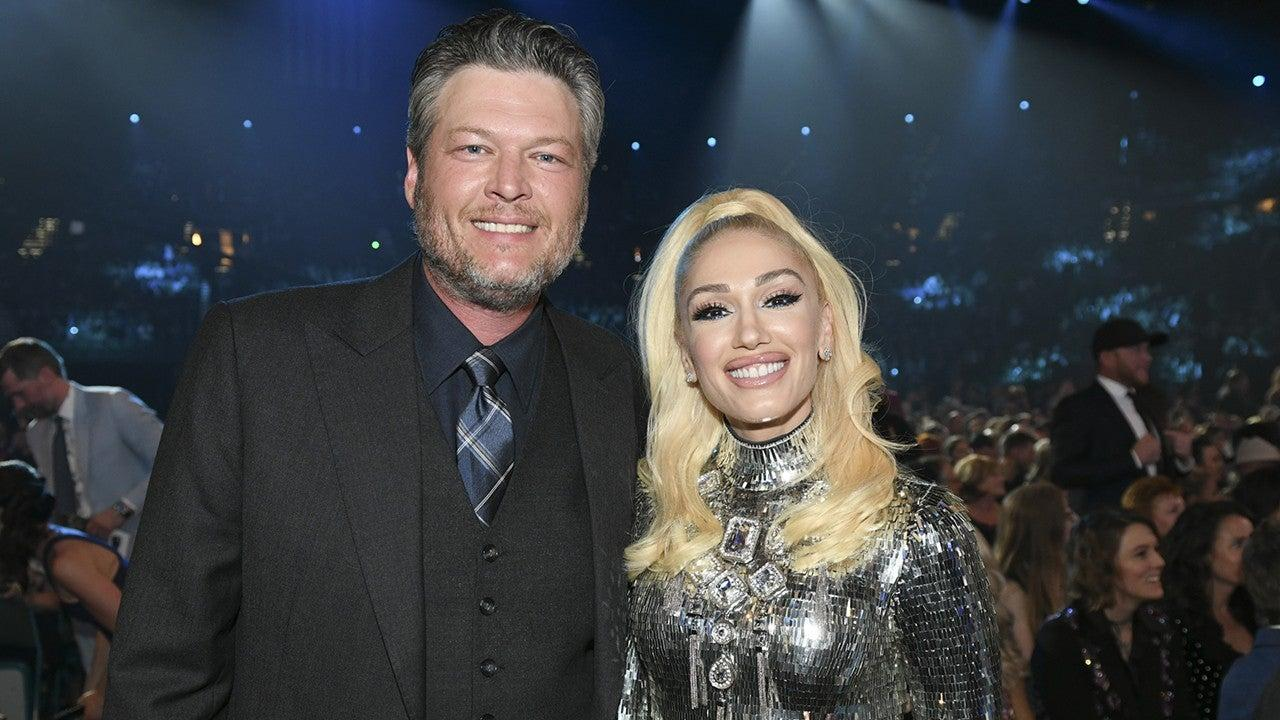 Gwen Stefani And Blake Shelton Reveal That Their 'Nobody But You' Collab Brought Them Even Closer And Gush Over Special CMT Award!