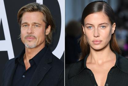 Brad Pitt And Nicole Poturalski Reportedly 'Totally Over' Already!