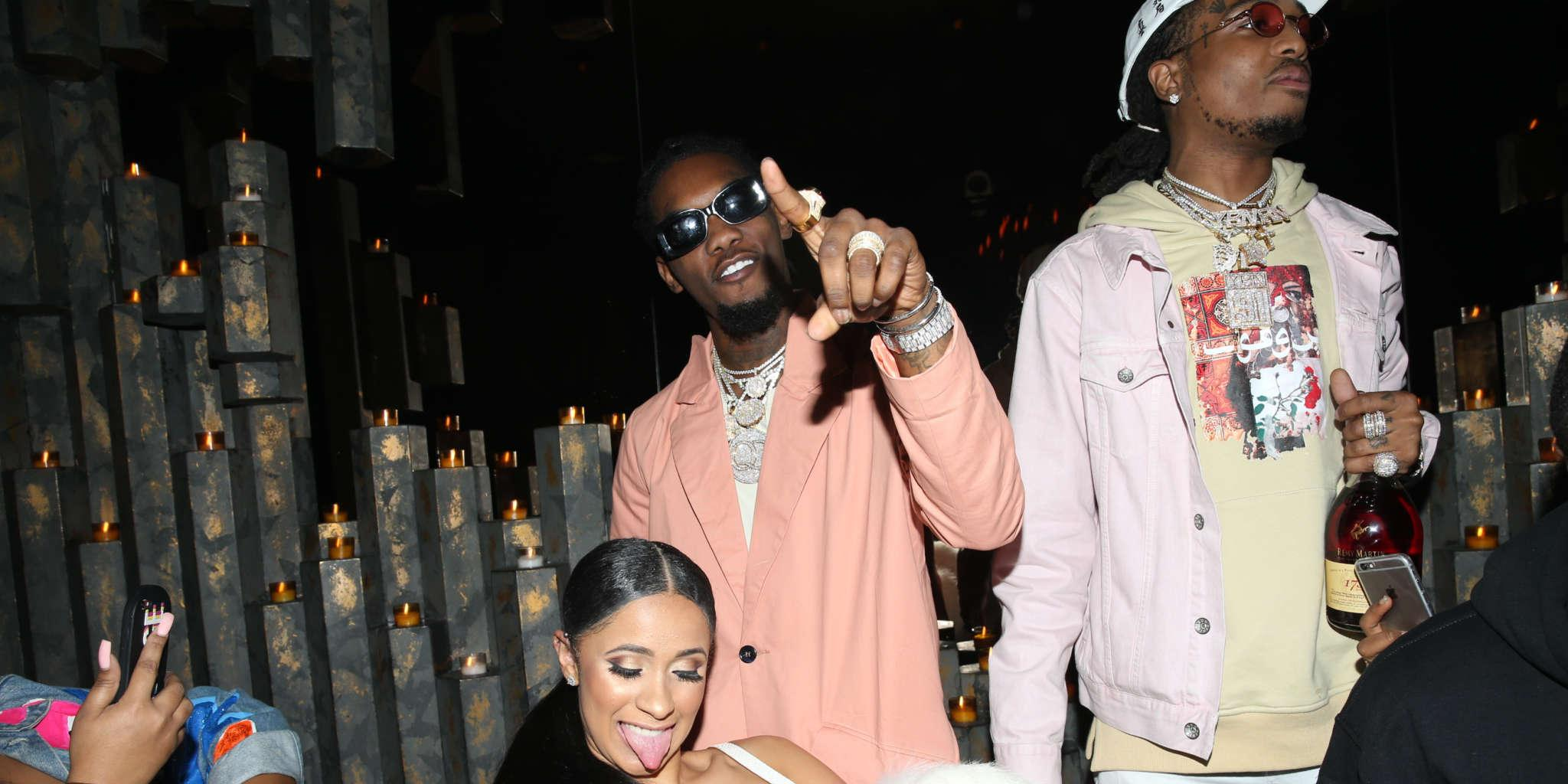 Cardi B Drags Her Fans For Trolling Offset -- Tells Them They Don't Pay Her Bills And Mentions Ariana Grande