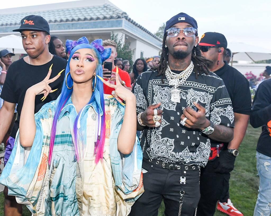 Cardi B Slams Fans For 'Harassing' Offset And Leaves Twitter!