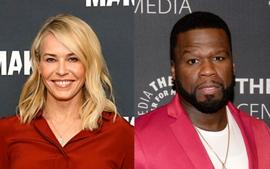 Chelsea Handler Announces 50 Cent Is Actually Voting For Biden -- Apologizes For Saying She 'Had To Remind Him He Was Black'