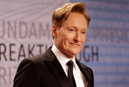 Conan O'Brien's Studio Gets Robbed - He Says He Couldn't Imagine Anything 'Lower'