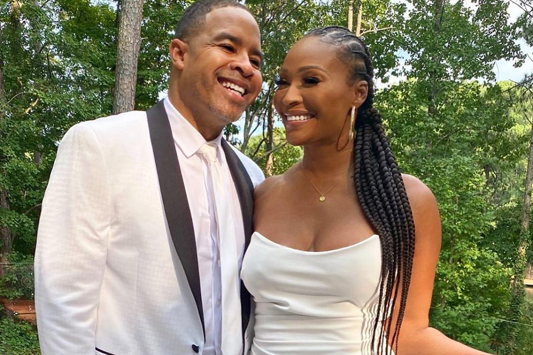 Cynthia Bailey And Mike Hill Are Officially Married - See The Dreamy Photos!