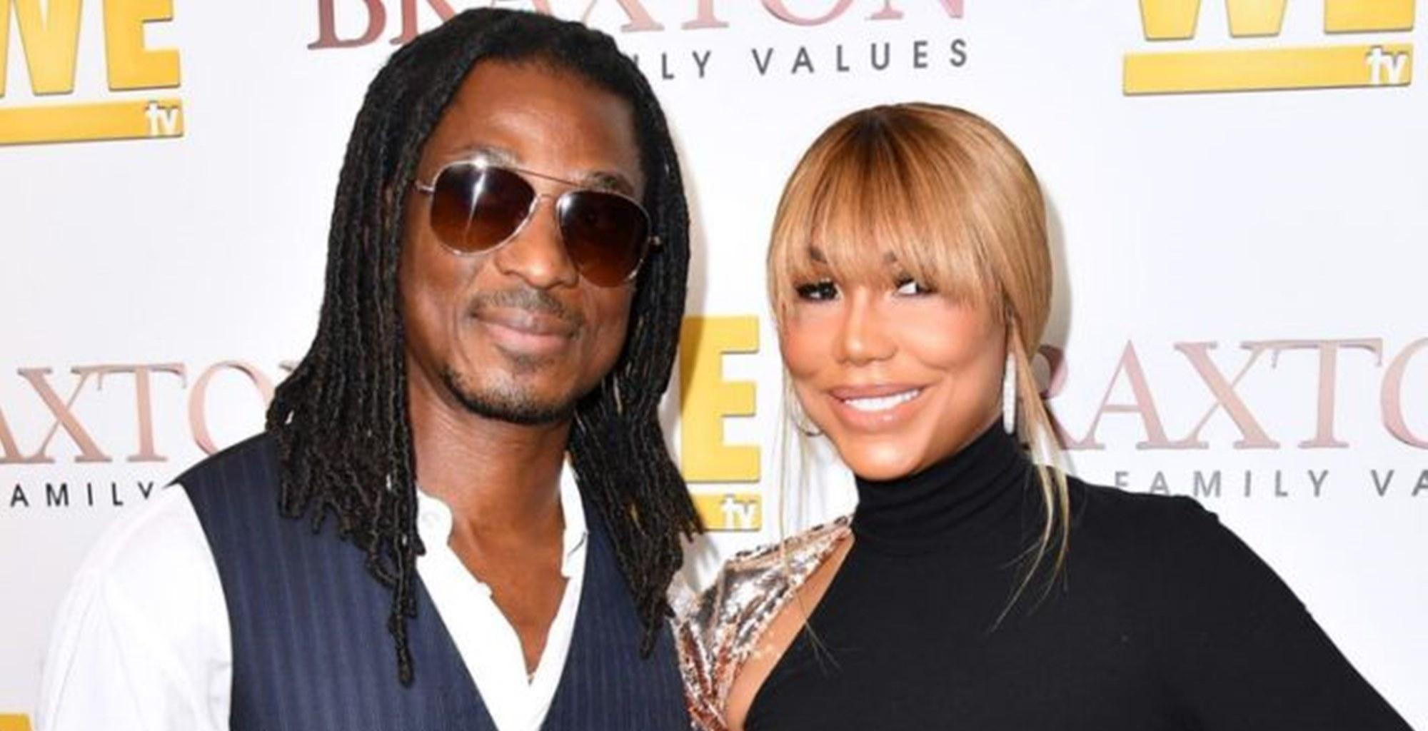 Tamar Braxton And David Adefeso Trade Barbs After Singer's Shocking Interview