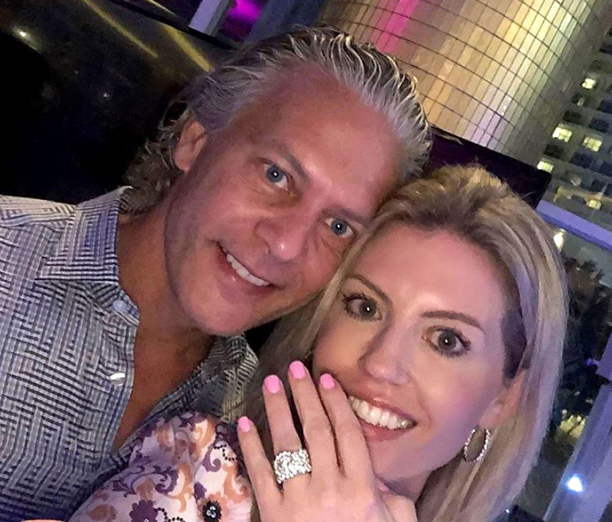 David Beador And His Pregnant Fiancée Are Officially Married!