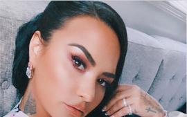 Demi Lovato Uses Simple Yet Gorgeous Picture To Make Powerful Point About Her Body