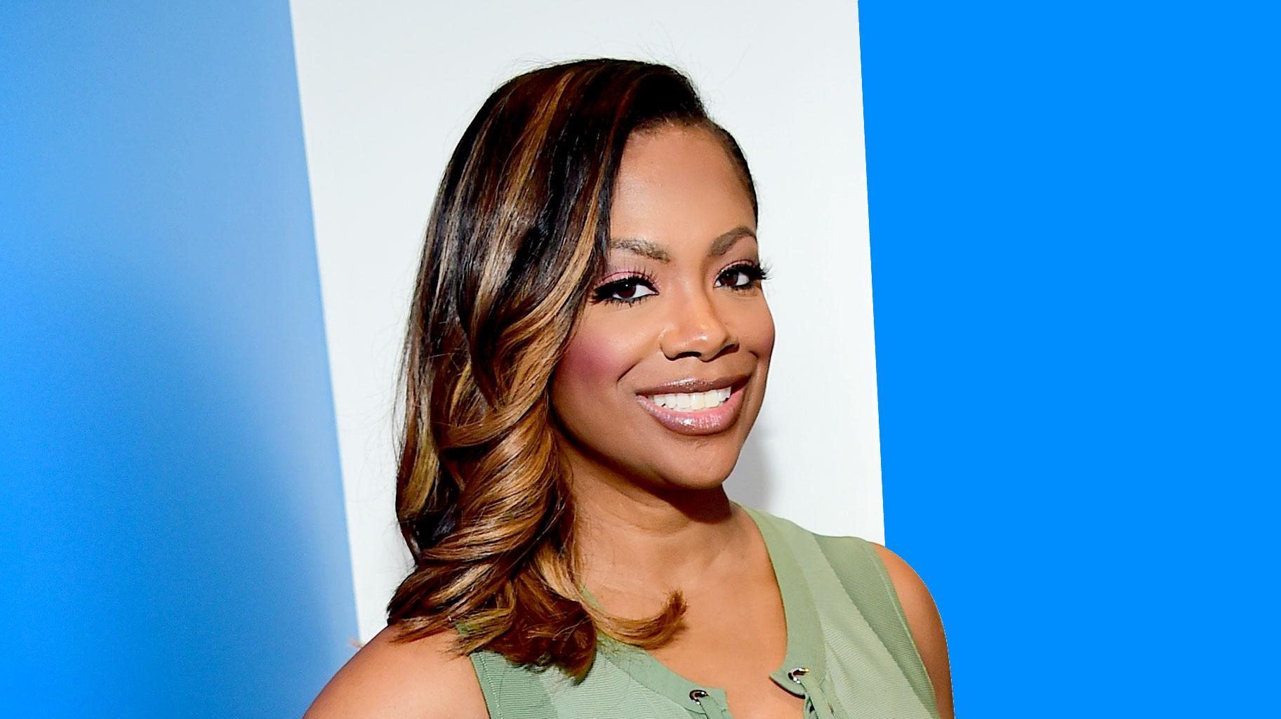 Kandi Burruss Tells Fans They Should Try Something New In The Bedroom - Check Out Her Video